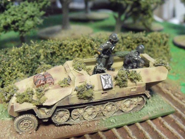 Sd Kfz 251/2