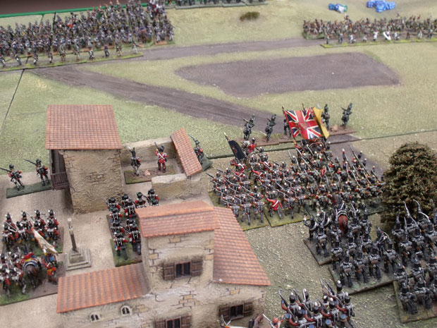 British defend Los Arapiles