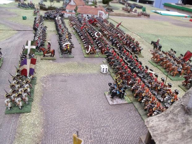 British Horse en-masse!