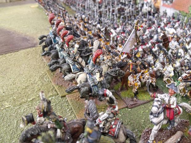Breaking the Grenadiers!