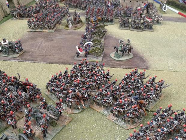 The Guard Attack!