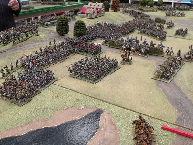 The Assault on Serpallen begins