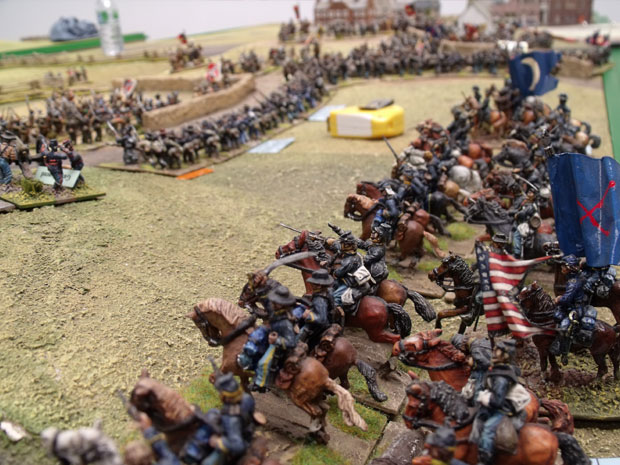 Bufords Cavalry