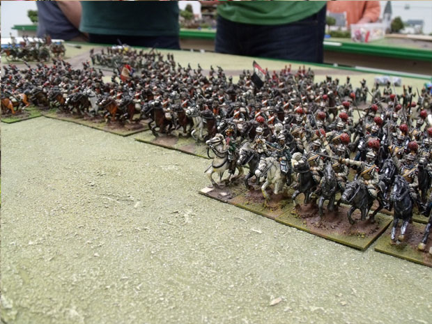 Carabinier and Dragoons
