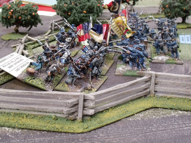 Battle in the Peach Orchard