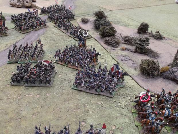 Oudinot's Corps