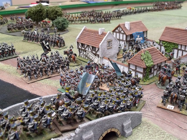 Prussians at Wavre