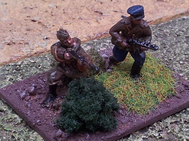 Line Battalion Kommisars