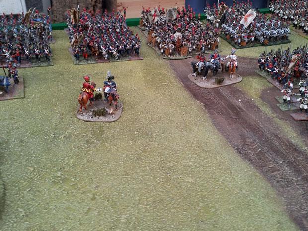 The Spanish at Gerona