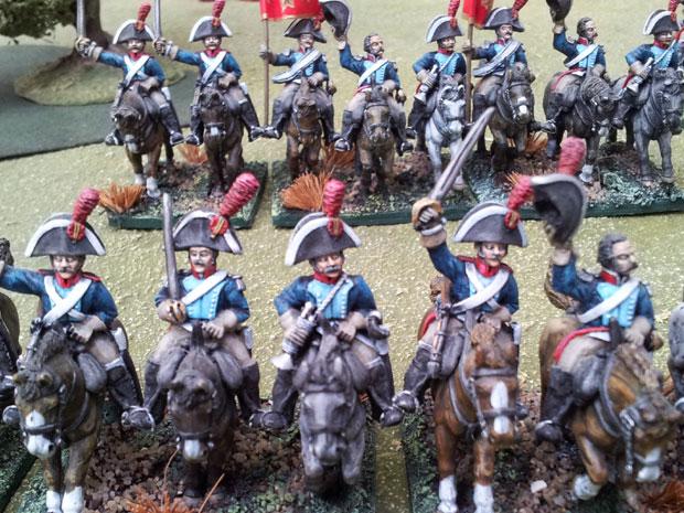 Line Cavalry