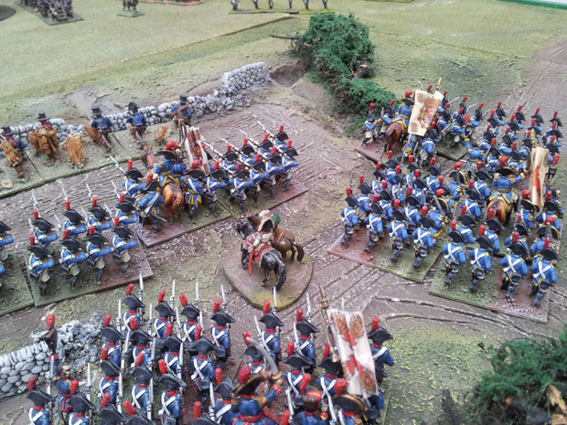 More Foreign Regiments