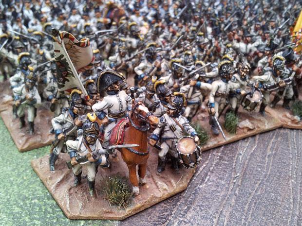 Austrian column of Attack