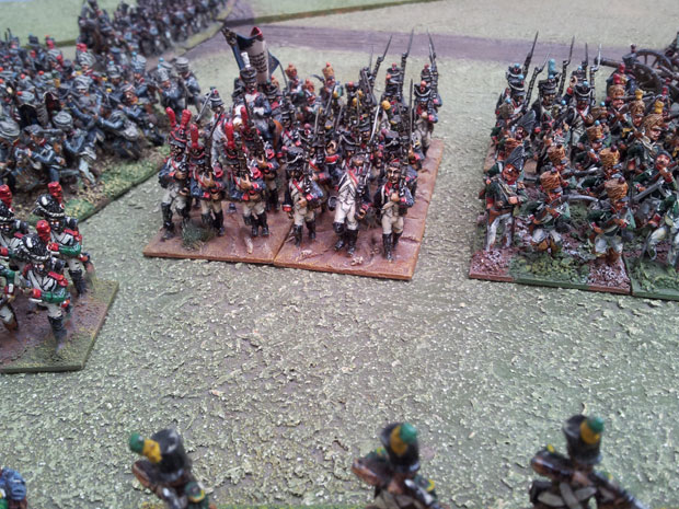 Tharreaus division