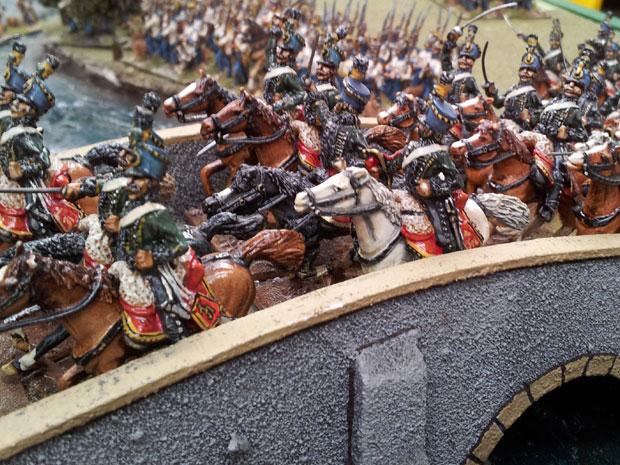Austrian Hussars