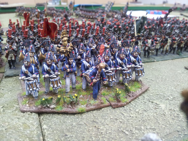 Bicorne Miniatures Imperial Guard Band