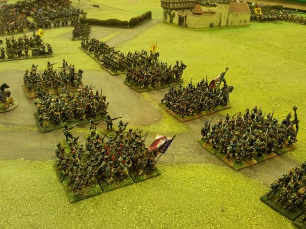 Massena's Corps