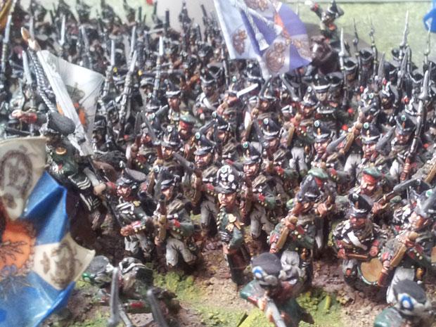 Russians of Sacken's Corps