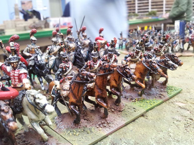 Cuirassier and Carabinier