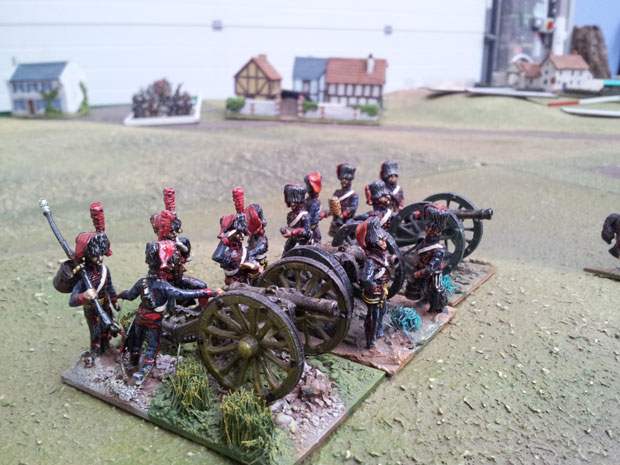 French Guard Horse Artillery