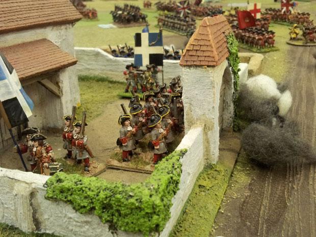 The defence of Blairon Farm