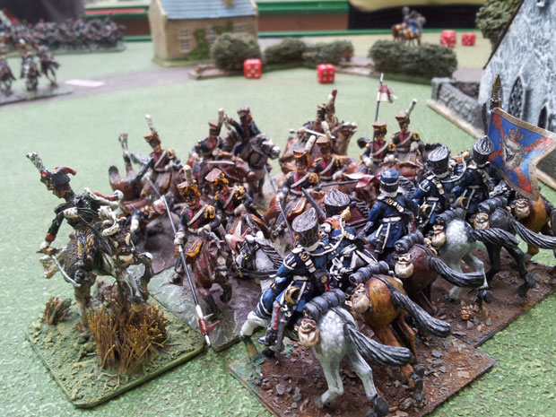 Waterloo the anniversary of 2013 wargames holiday centre for Domon waterloo