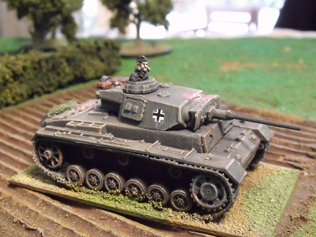 Another view of the Pz III