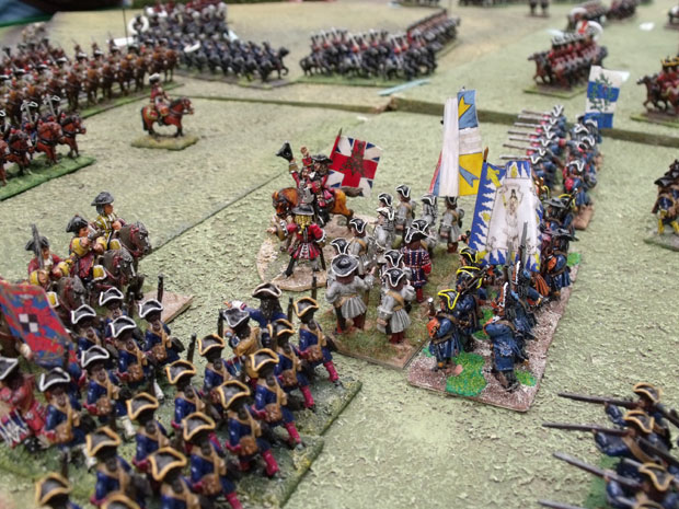 Germans of Ingoldsbys command
