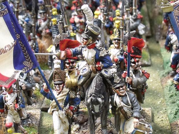 Elite Miniatures command