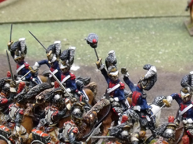 Into the French Cuirassier