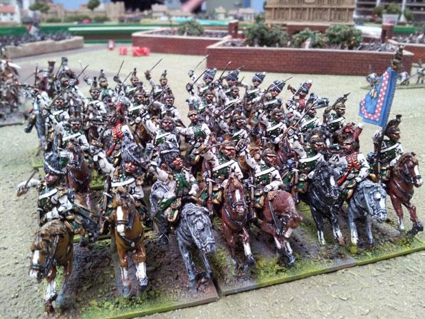 Neapolitan Dragoons